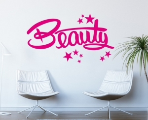 Wandtatttoo - Beauty Wellness