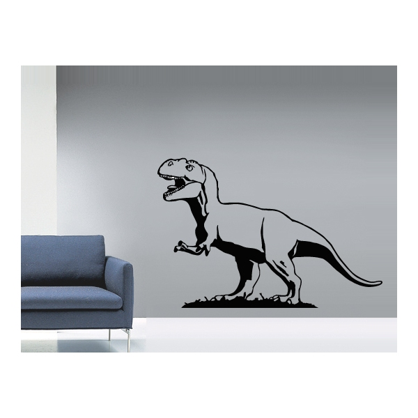 wandtattoo dinosaurier plusphoenix design. Black Bedroom Furniture Sets. Home Design Ideas